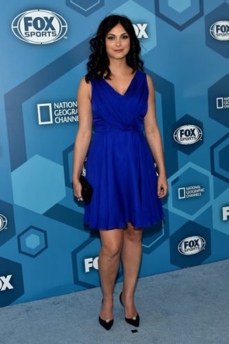 Morena Baccarin height and weight 2017