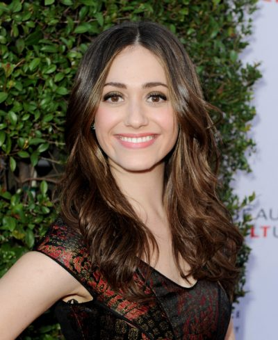 Emmy Rossum height and weight
