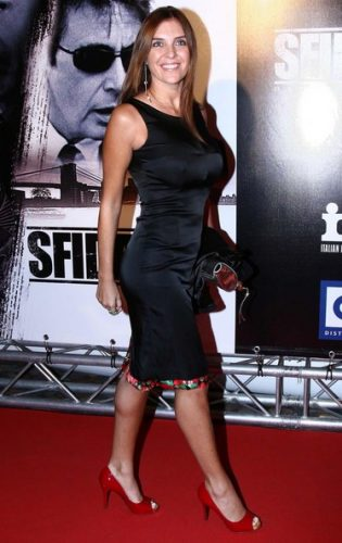Gisella Marengo height and weight