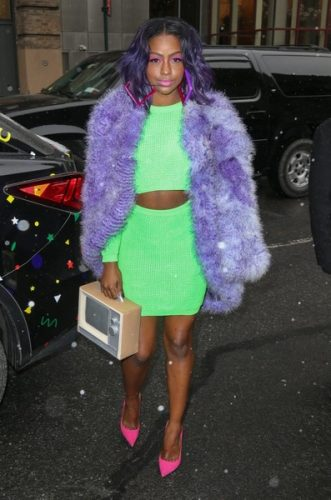Justine Skye Upcoming films,Birthday date,Affairs
