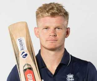 Sam Billings Chest Biceps size