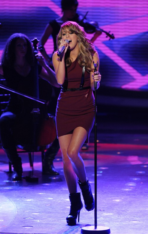 Angie Miller American Idol Ill Stand By You Video 41713  Celeb Dirty Laundry