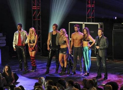 Bachelor Pad Contestants Dry Humping To Sister Christian Enrages Night Ranger  Celeb Dirty