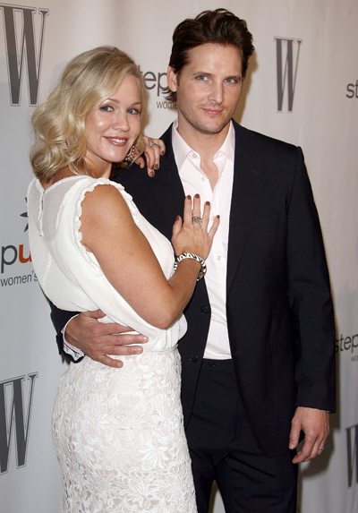 Was Peter Facinelli Cheating On Jennie Garth The Couple
