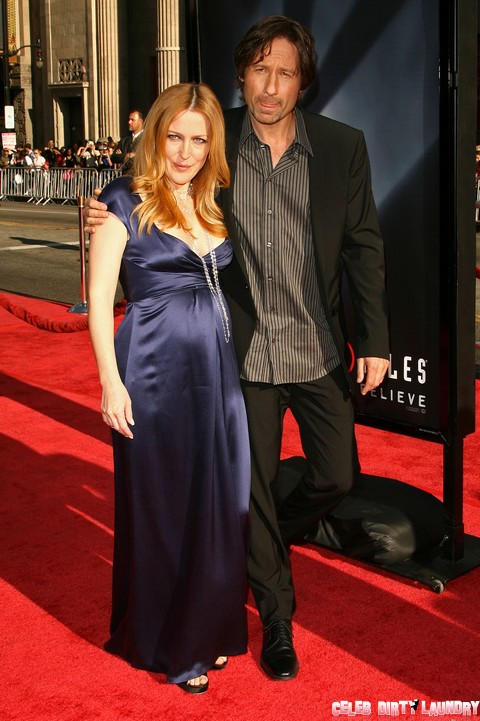The XFiles I Want to Believe Premiere in Hollywood