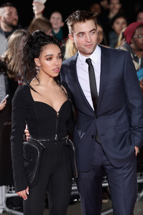 Robert Pattinson With Katy Perry After FKA Twigs Breakup