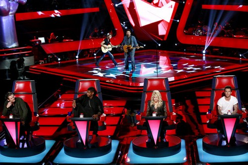 The Voice RECAP 4213 Season 4 Blind Auditions Part 4