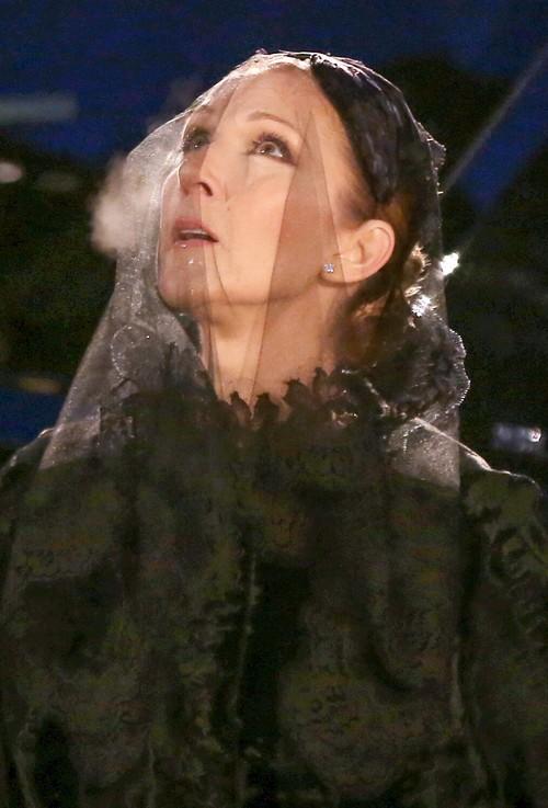 Celine Dions Husband Body