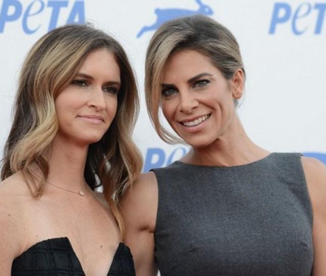 Jillian Michaels Engaged Demands Heidi Rhoades Sign Prenup Refuses To Set Wedding Date