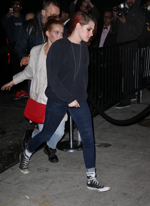 Kristen Stewart Forgives Robert Pattinson and Riley Keough