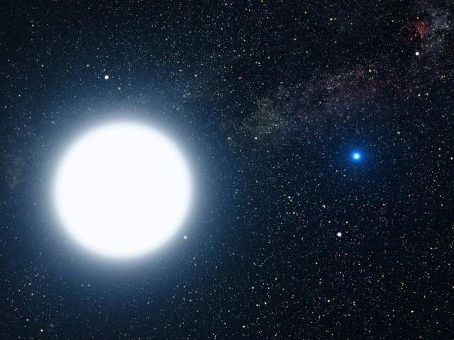 Resultado de imagen para estrella enana