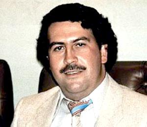 Il vero Pablo Escobar