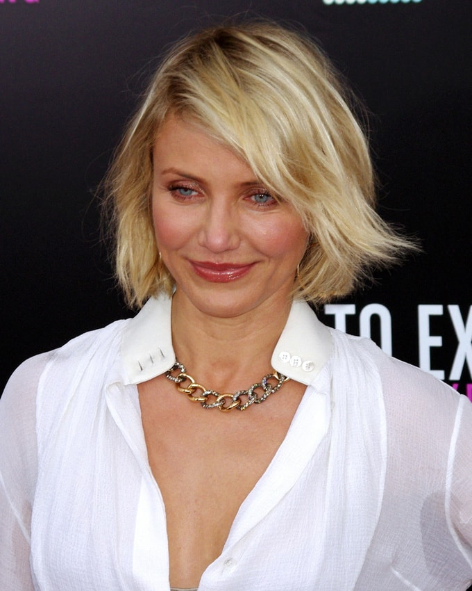 Cameron Diaz 2012 Premiere What to Expect