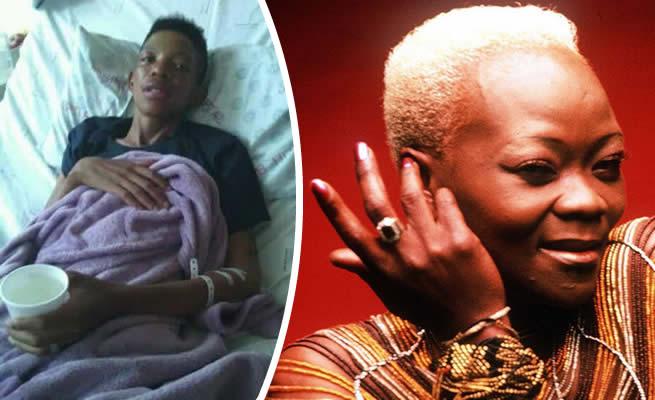 9 South African celebrities who died dead broke: Lundi ...