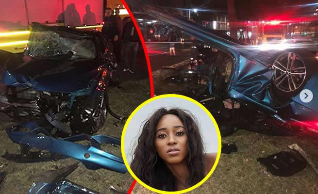 Tweet Car Accident