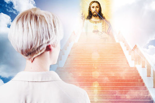 LIFE AFTER DEATH: Woman dies, meets God and Jesus then comes back to