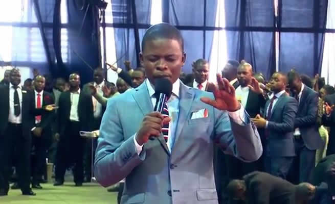 Prophet Bushiri now in big trouble, authorities want his church banned in South Africa