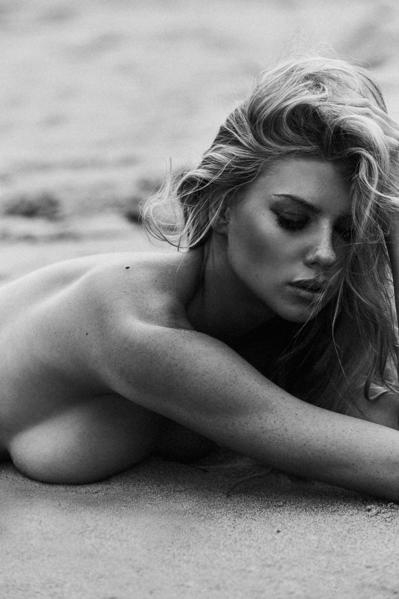 Charlotte McKinney – Photoshoot by Josie Clough