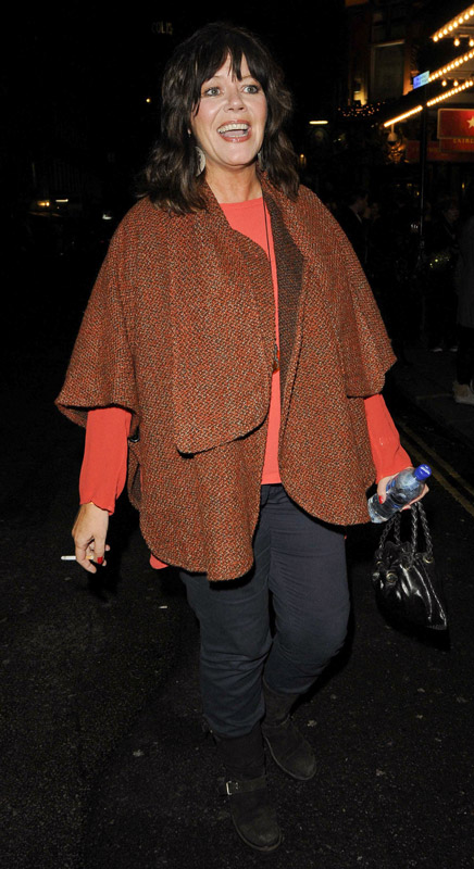 Josie Lawrence Height  How tall
