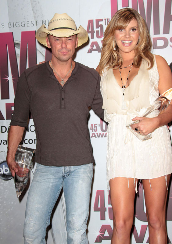 Kenny Chesney Height  How tall