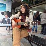 Montevideo 6 – Sokak müzisyeni, Cervantes'in kalbi, aşıklar çeşmesi