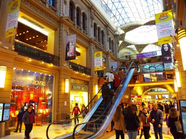 arjantin alışveriş