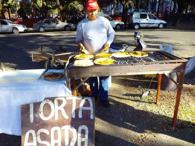 torta asada Rosario Arjantin