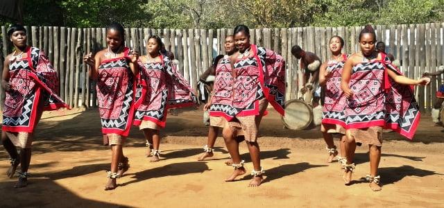 Afrika dansı