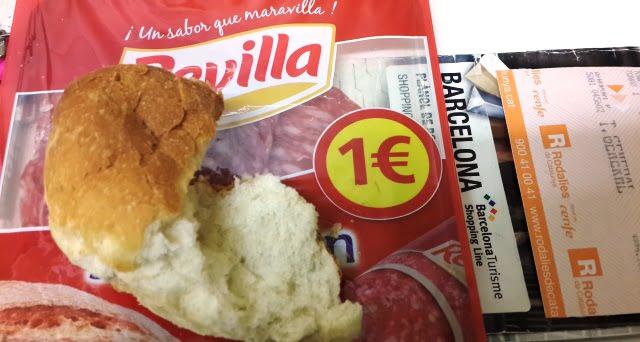 Barselona ucuz yemek