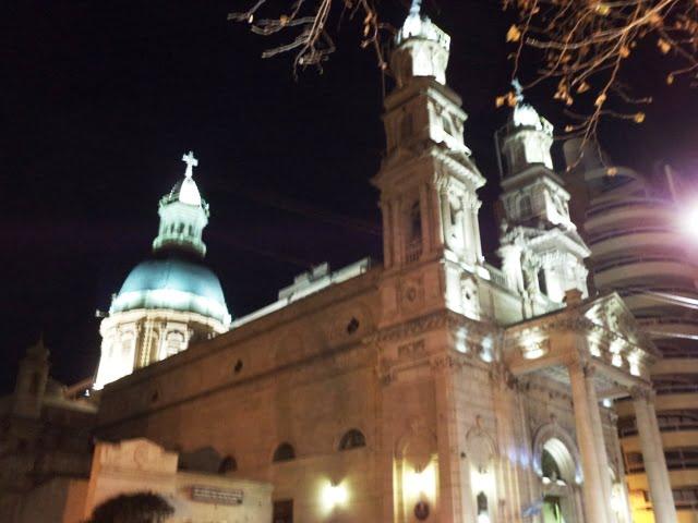 Rosario gezisi Arjantin
