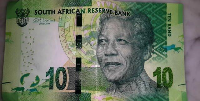 güney afrika parası
