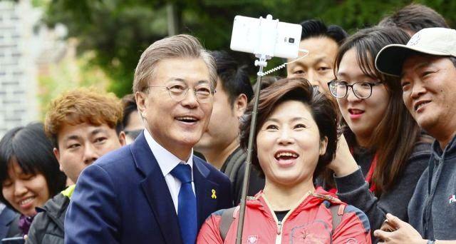 Kore Cumhurbaşkanı