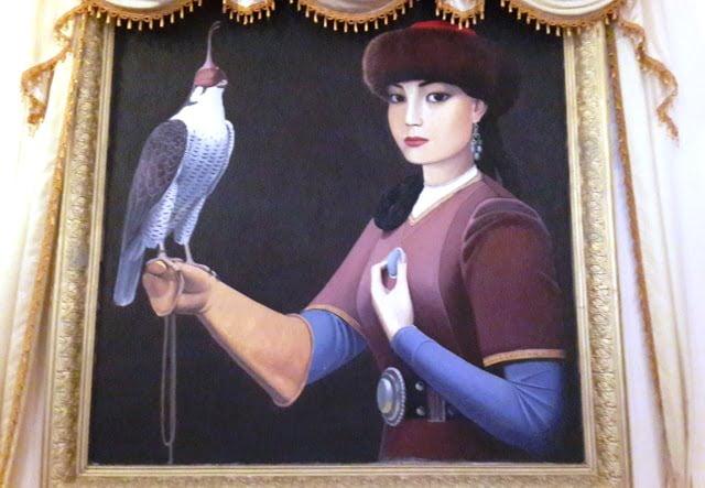 Kırgızistan sanat eserleri