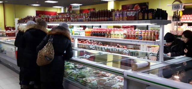 yakutsk shopping