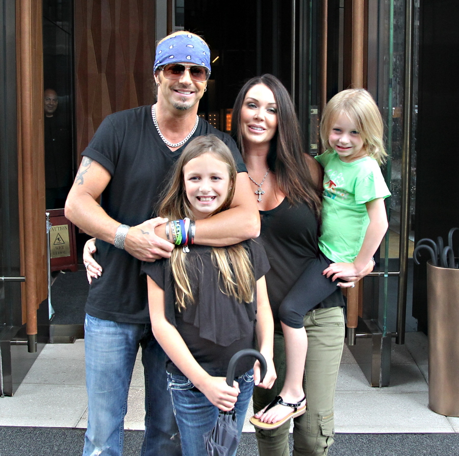 Is Bret Michaels Married Stunning bret michaels is engaged to on-and-off girlfriend of 16 years