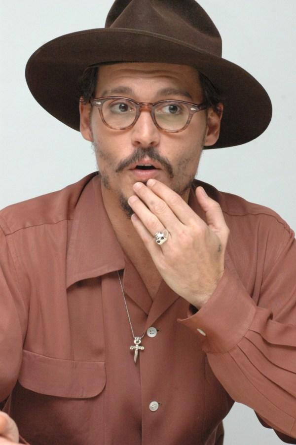 Wizard of Oz Johnny Depp