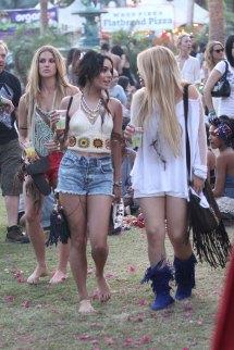 Hippie Festival Outfits Coachella