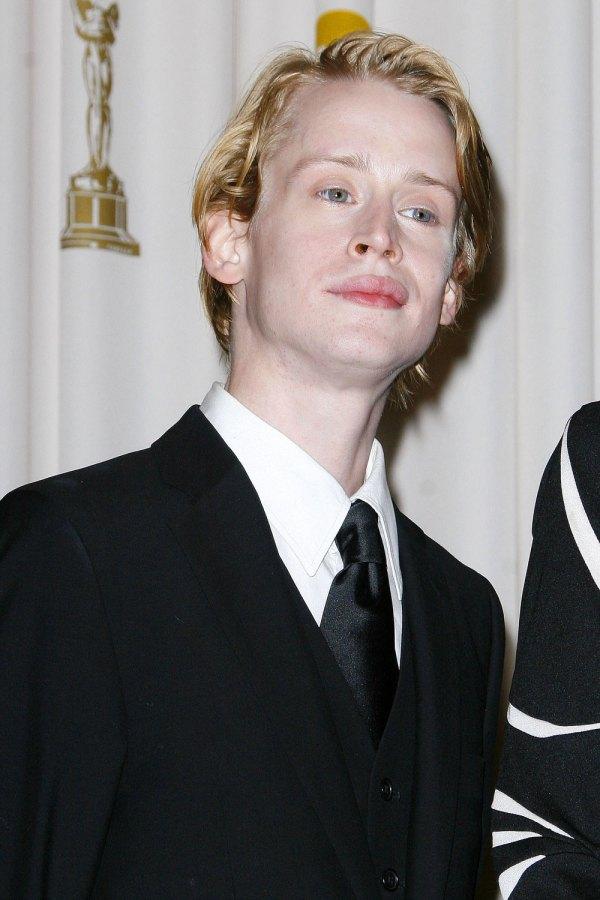 Macaulay Culkin Drugs