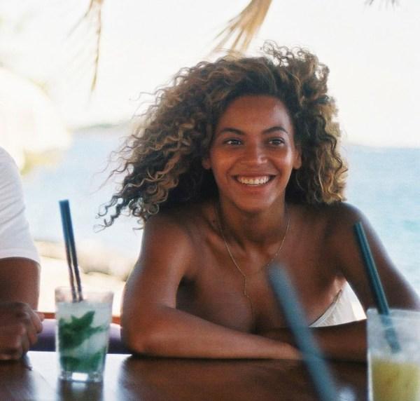 Beyonce No Makeup Beautiful