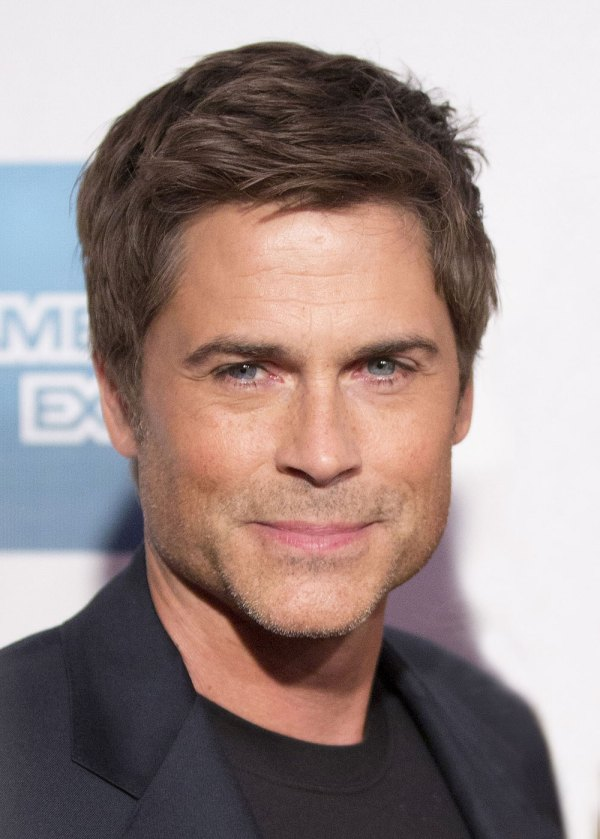 Rob Lowe Long Hair Year Of Clean Water
