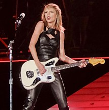 Taylor Swift Electric Guitar