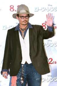 Johnny Depp will get his own Dior scent: smells like