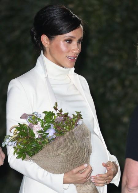Il Duca e la Duchessa di Sussex partecipano alla performance di gala di The Wider Earth