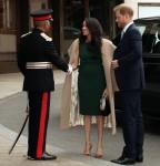 Il duca e la duchessa del Sussex frequentano i Wellchild Awards