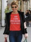 Lori Loughlin: Solo una ragazza che ha deciso di provarlo!