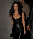 Kourtney Kardashian fa un'uscita elegante con la migliore amica Stephanie Shepherd dalla cena da Craig