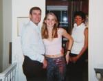Prince Andrew e Virginia Roberts ** FOTO DI FILE **