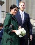 Il duca e la duchessa del Sussex partecipano a un evento per giovani della Giornata del Commonwealth a Canada House