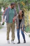Ben Affleck e la fidanzata Ana de Armas non riescono a contenere la loro gioia!