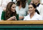 British Royals sono visti ai campionati di Wimbledon giorno 12